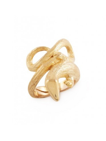 Golden Sargantana ring