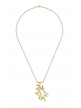 Yellow gold Formentor pendant