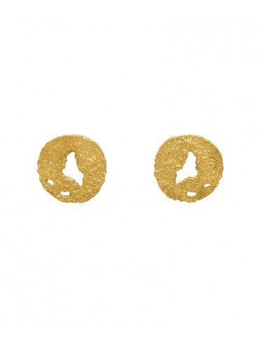 GOLD EARRINGS MARES