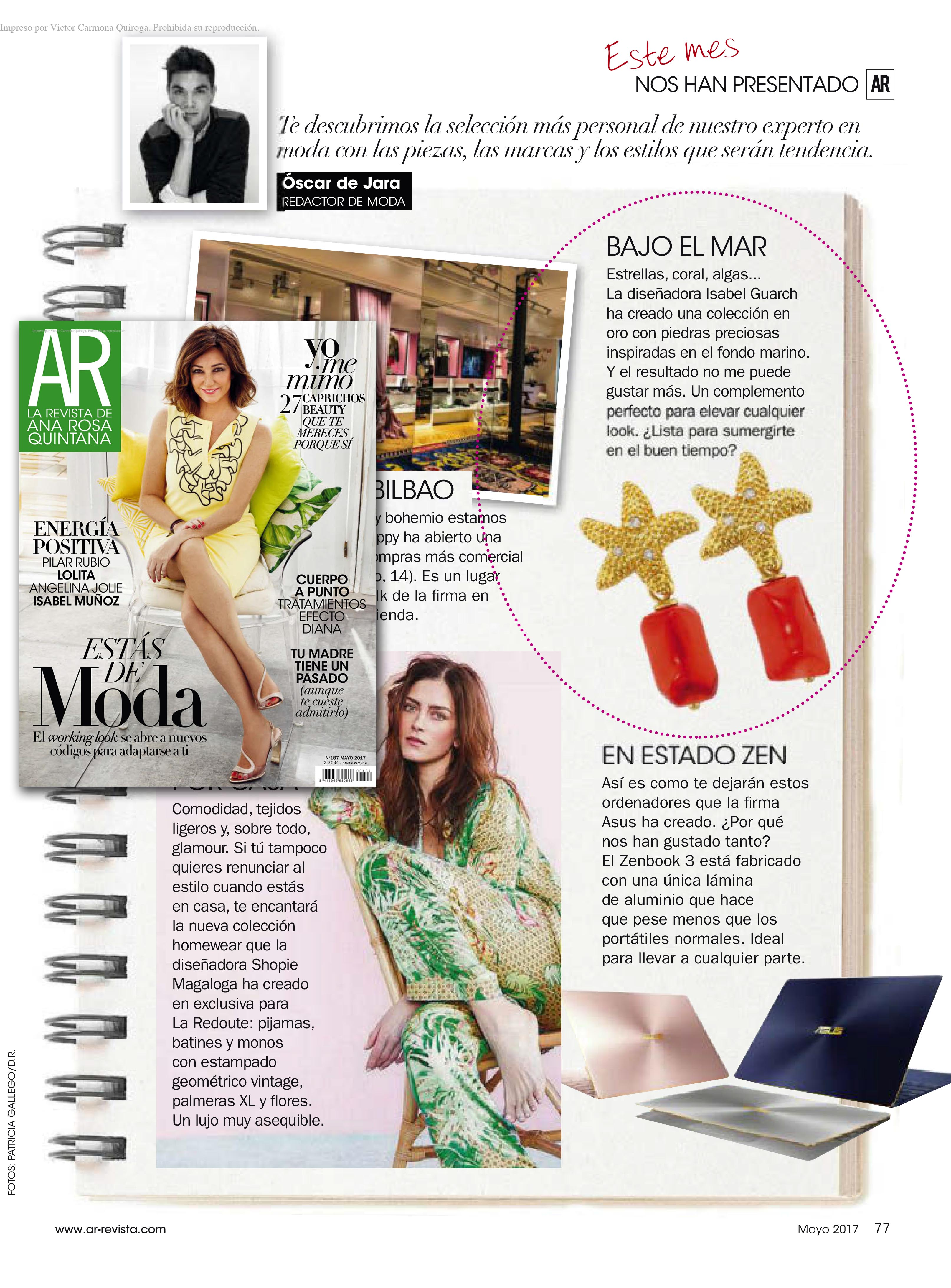 Revista AR en abril