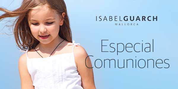 Isabel Guarch especial comuniones