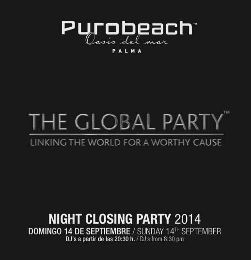 Isabel Guarch with The Global Party
