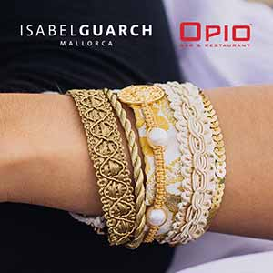 Isabel Guarch and Opio Bar&Restaurant contest