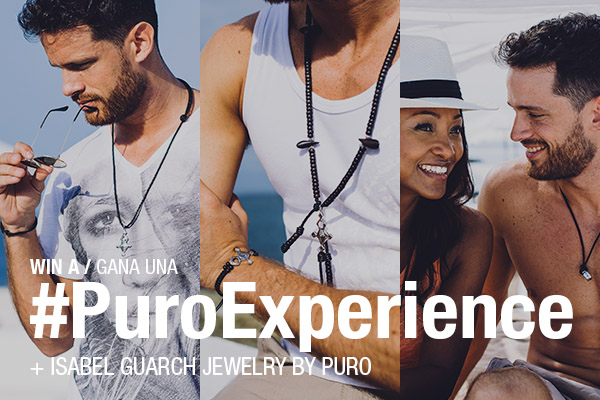 ¿Would you like to win a piece of the new Maktub collection and a Puro Experience in Purobeach Palma?