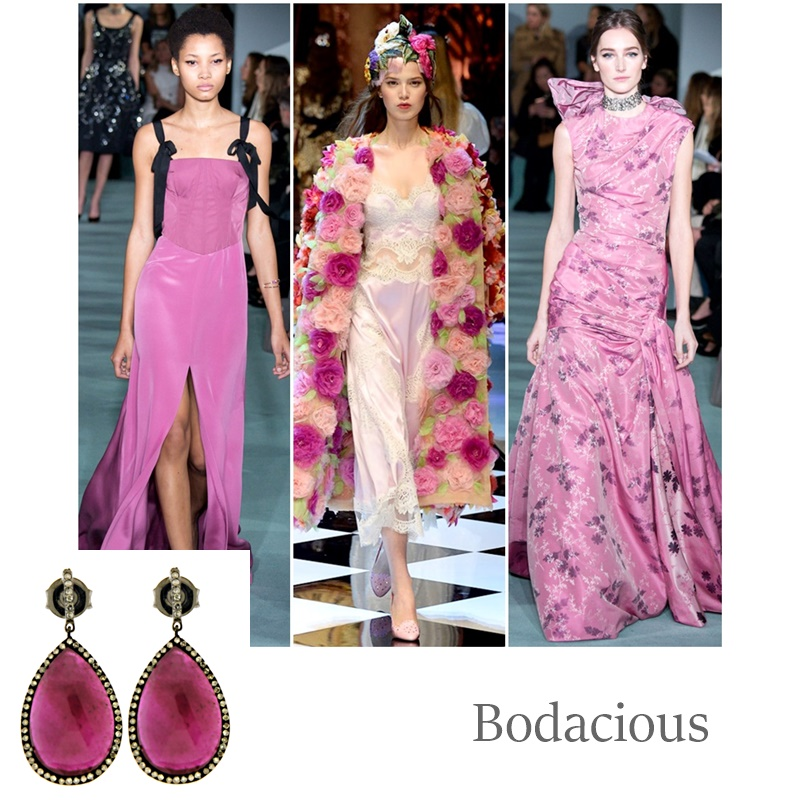 Do you know the colours to be inspired by this season?